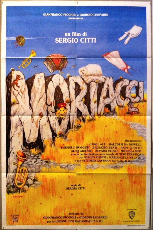 affiche du film Mortacci