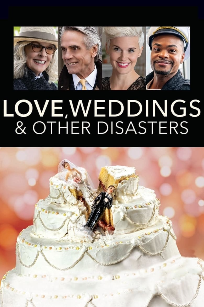 affiche du film Love, Weddings & Other Disasters