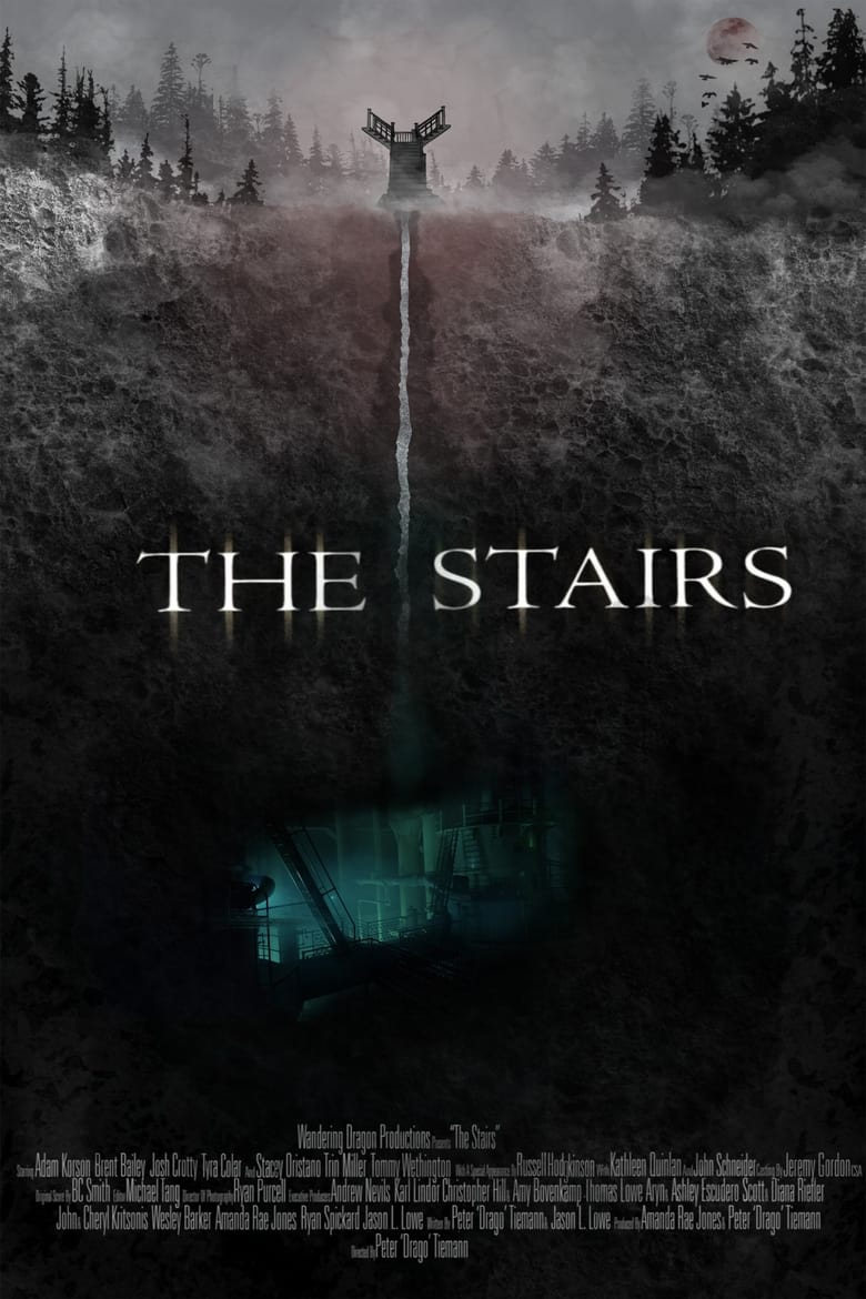 affiche du film The Stairs