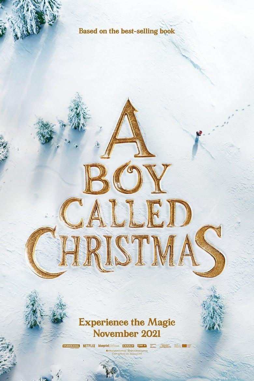 affiche du film A Boy Called Christmas