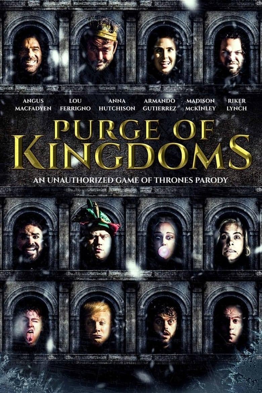 affiche du film Purge of Kingdoms