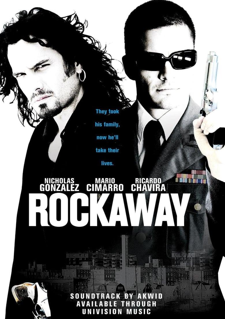 affiche du film Rockaway