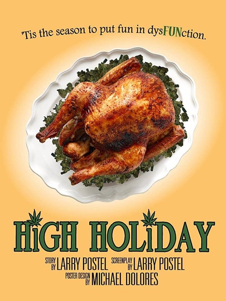 affiche du film High Holiday