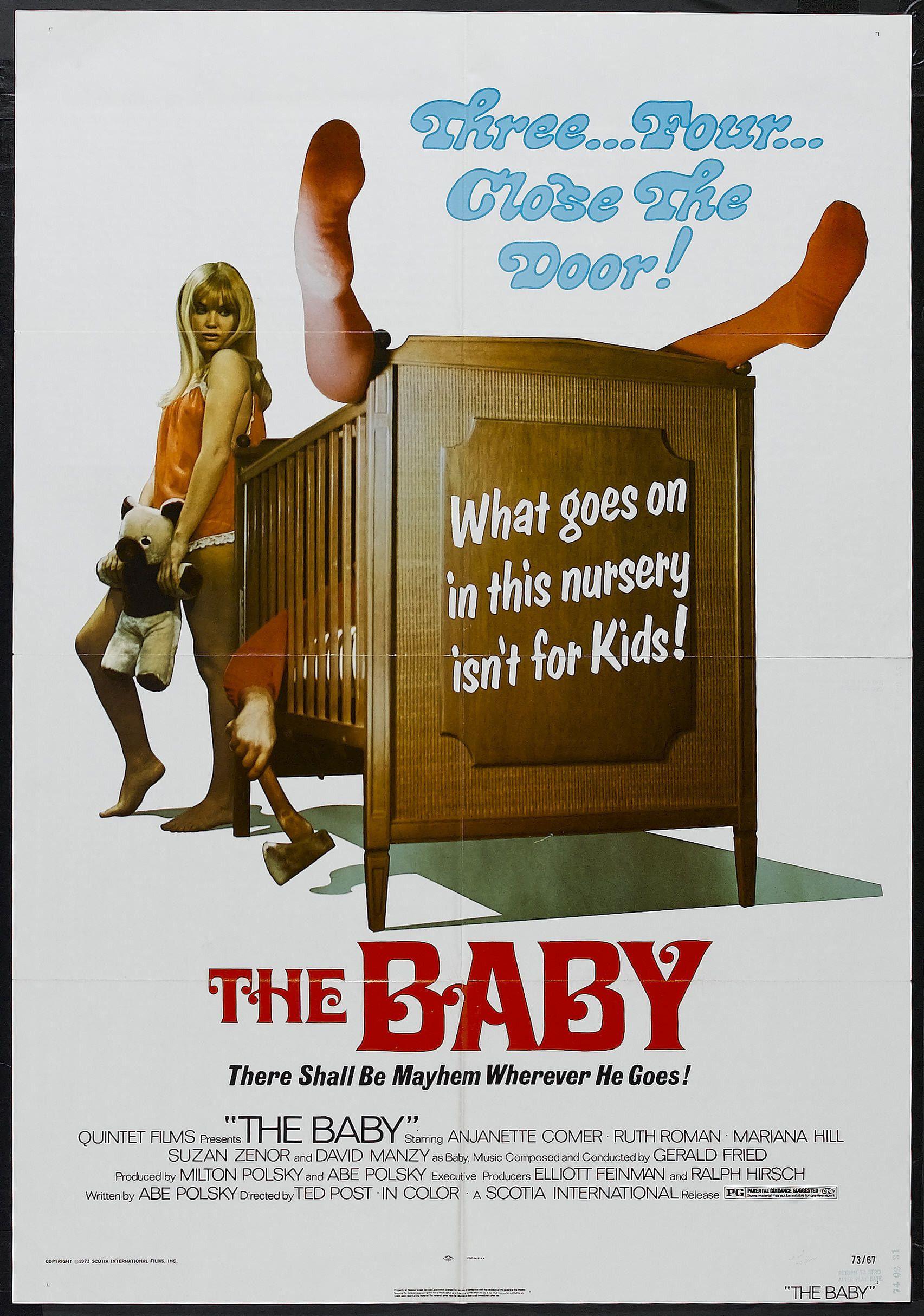 affiche du film The Baby