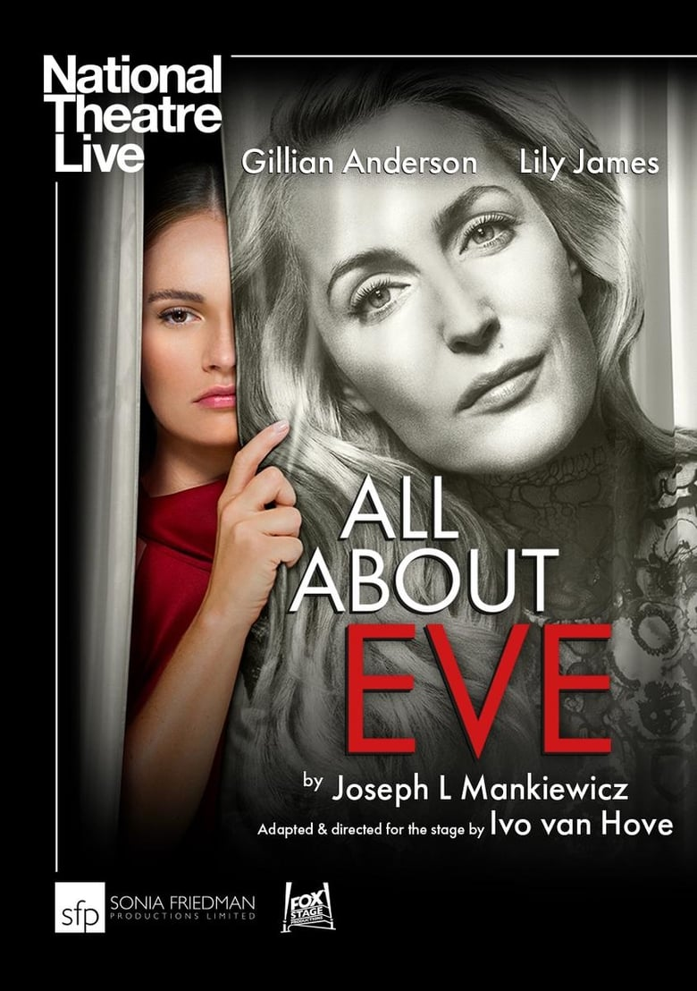 affiche du film National Theatre Live: All About Eve
