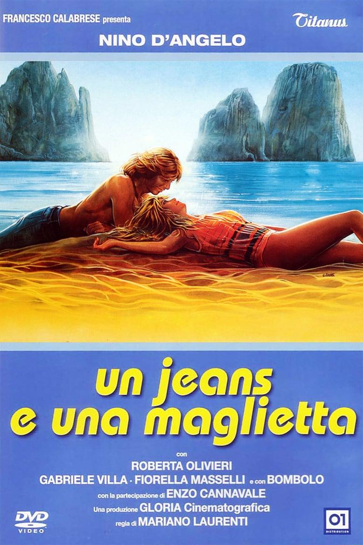 affiche du film En jean et en T-shirt