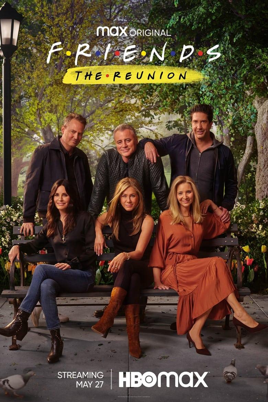affiche du film Friends : Les retrouvailles