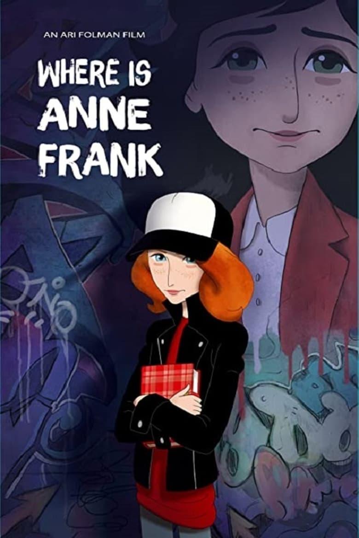 affiche du film Où est Anne Frank ?