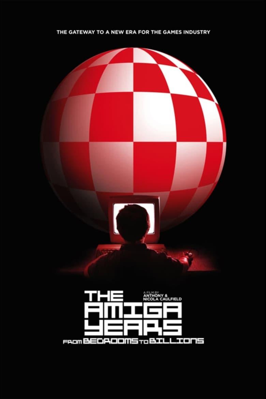 affiche du film Des Chambres aux Milliards : les années Amiga !