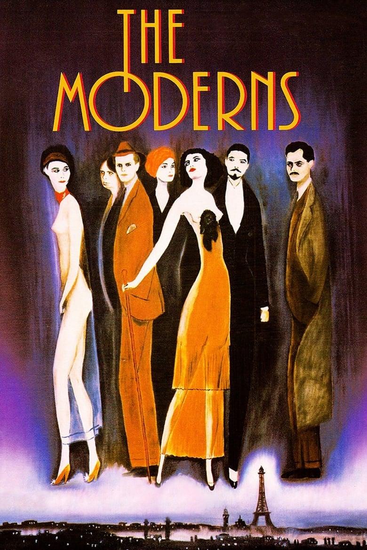 affiche du film The Moderns