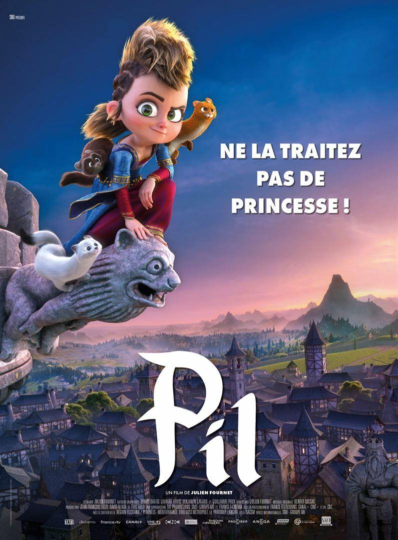 affiche du film Pil