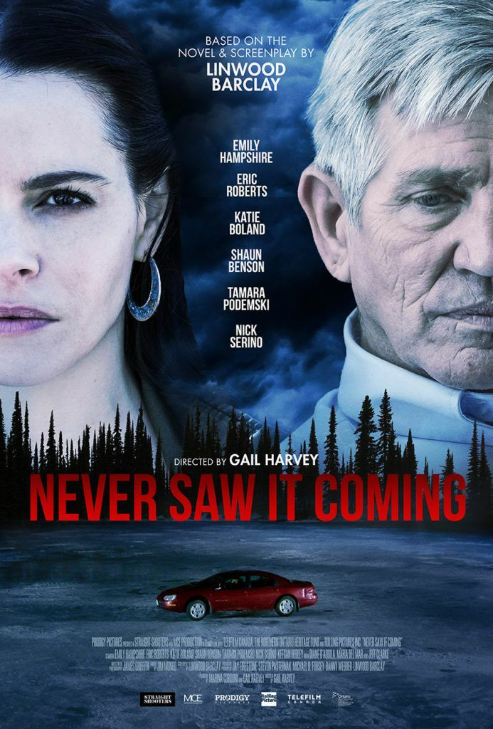affiche du film Never Saw It Coming