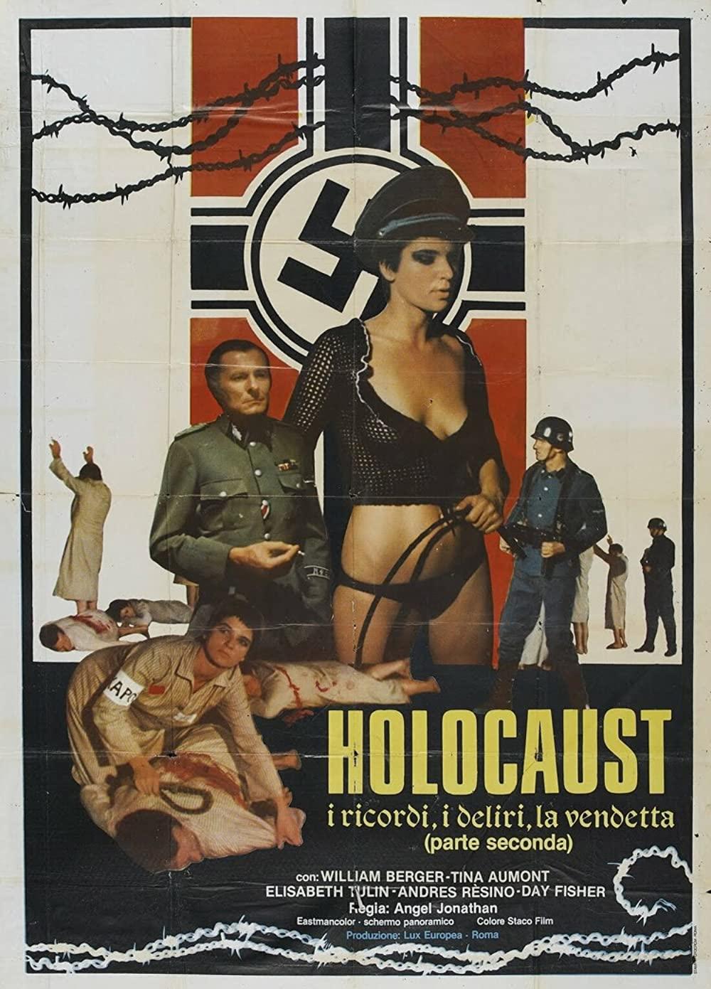 affiche du film Holocaust 2