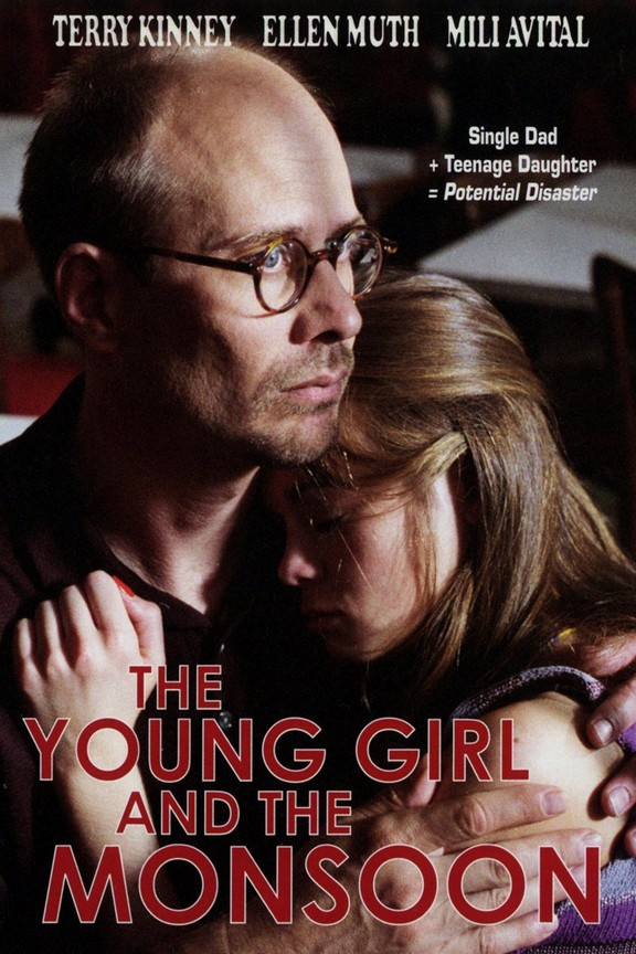 affiche du film The Young Girl and the Monsoon