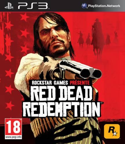 jaquette du jeu vidéo Red Dead Redemption