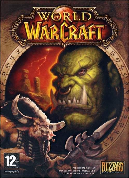 jaquette du jeu vidéo World of WarCraft