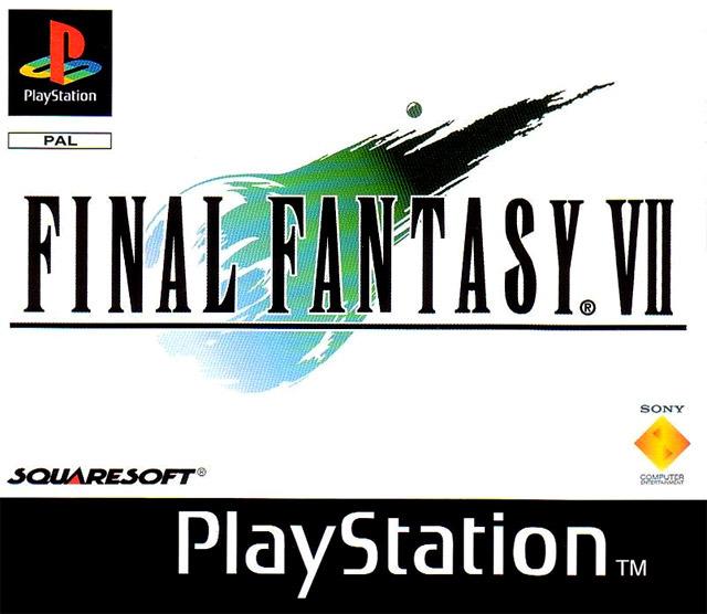 jaquette du jeu vidéo Final Fantasy VII