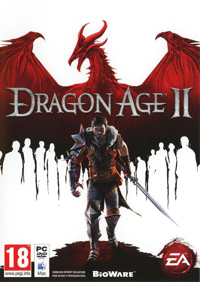 jaquette du jeu vidéo Dragon Age 2