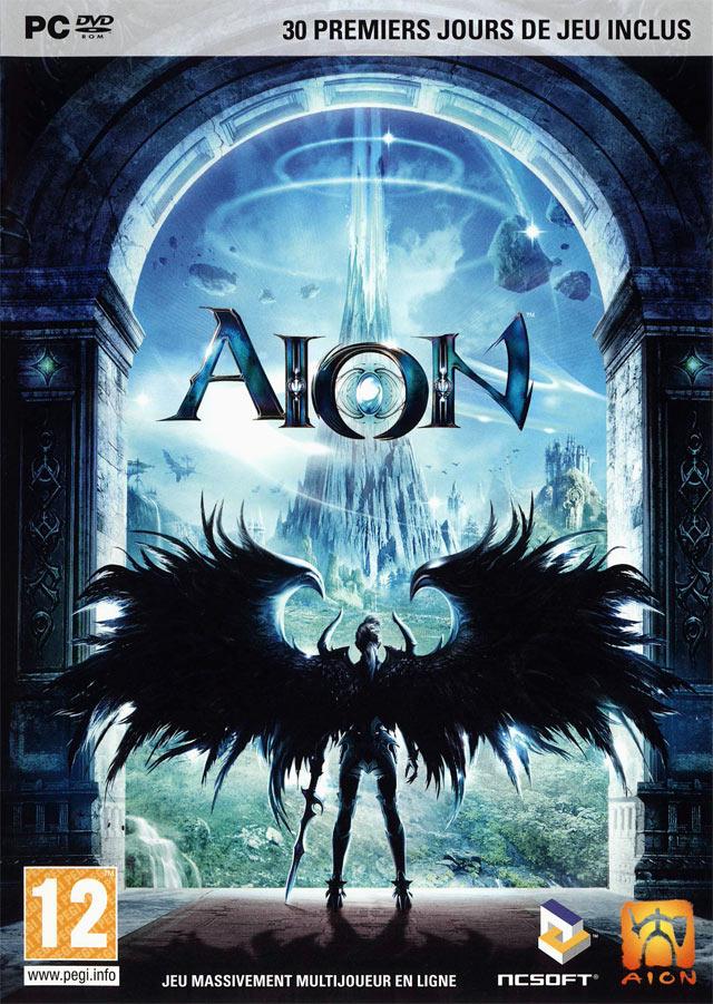 jaquette du jeu vidéo Aion: The Tower of Eternity
