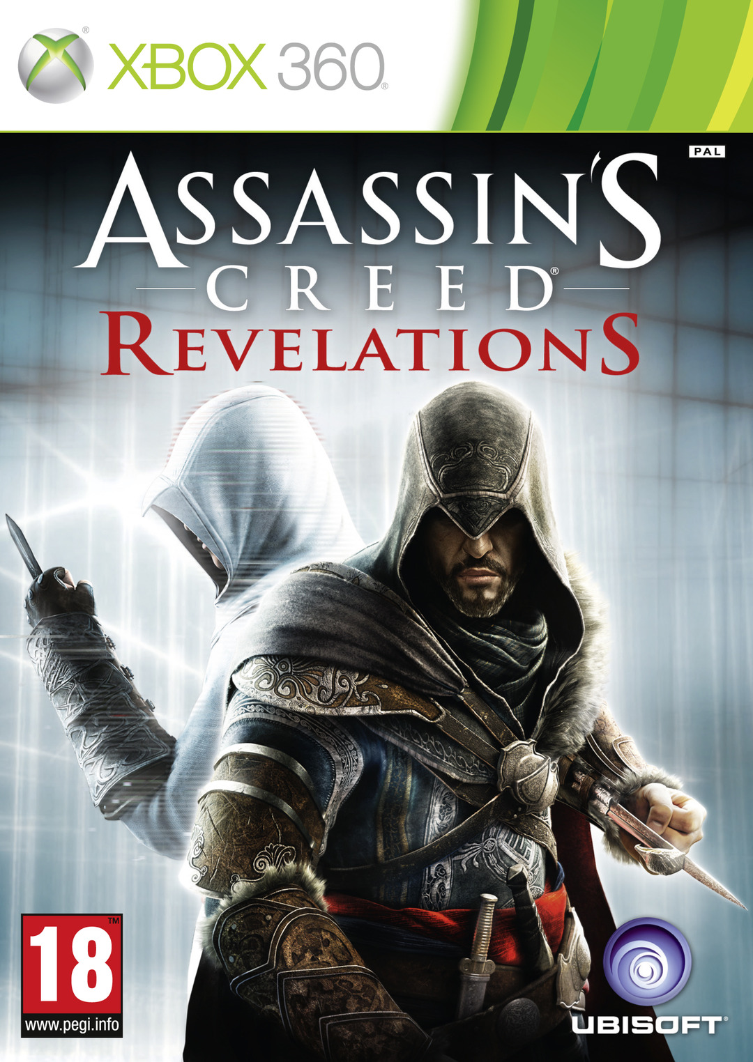 jaquette du jeu vidéo Assassin's Creed: Revelations