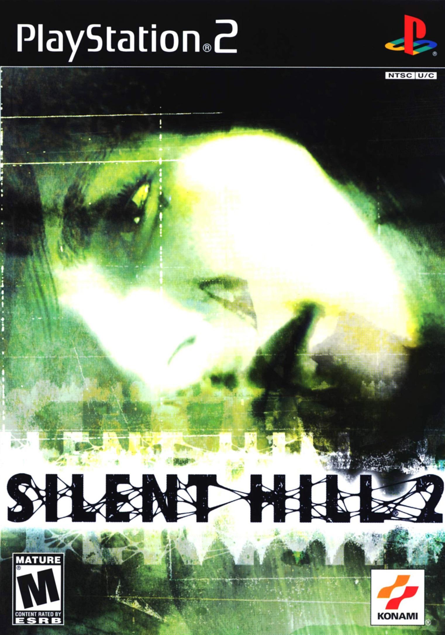 jaquette du jeu vidéo Silent Hill 2