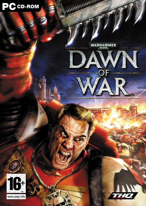 jaquette du jeu vidéo Warhammer 40.000: Dawn of War