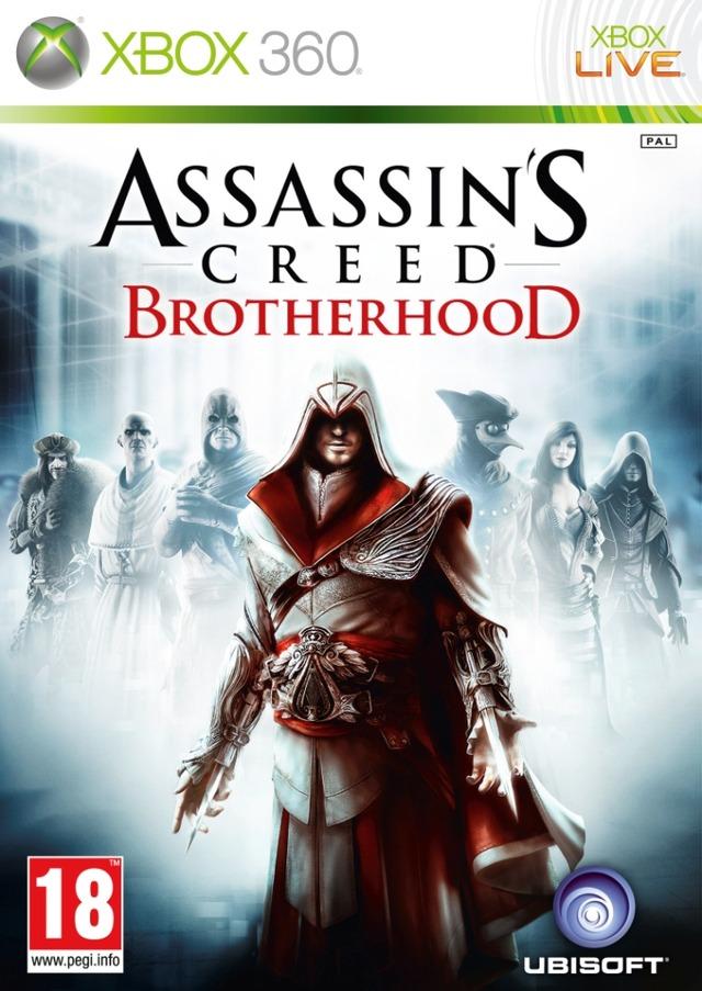 jaquette du jeu vidéo Assassin's Creed: Brotherhood