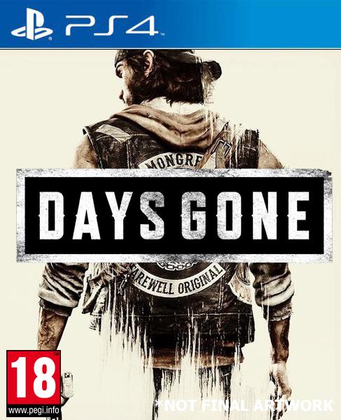 jaquette du jeu vidéo Days Gone
