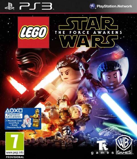 jaquette du jeu vidéo LEGO Star Wars : Le Réveil de la Force