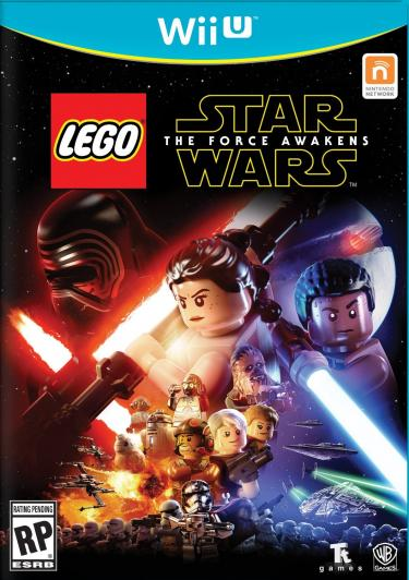 lego star wars   le r u00e9veil de la force