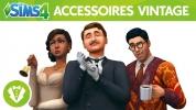 Les Sims™ 4 Kit d'Objets Accessoires Vintage (The Sims™ 4 Vintage Glamour Stuff)