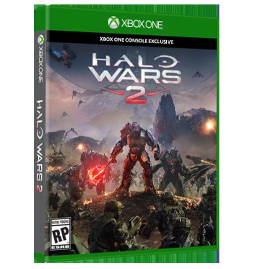 jaquette du jeu vidéo Halo Wars 2