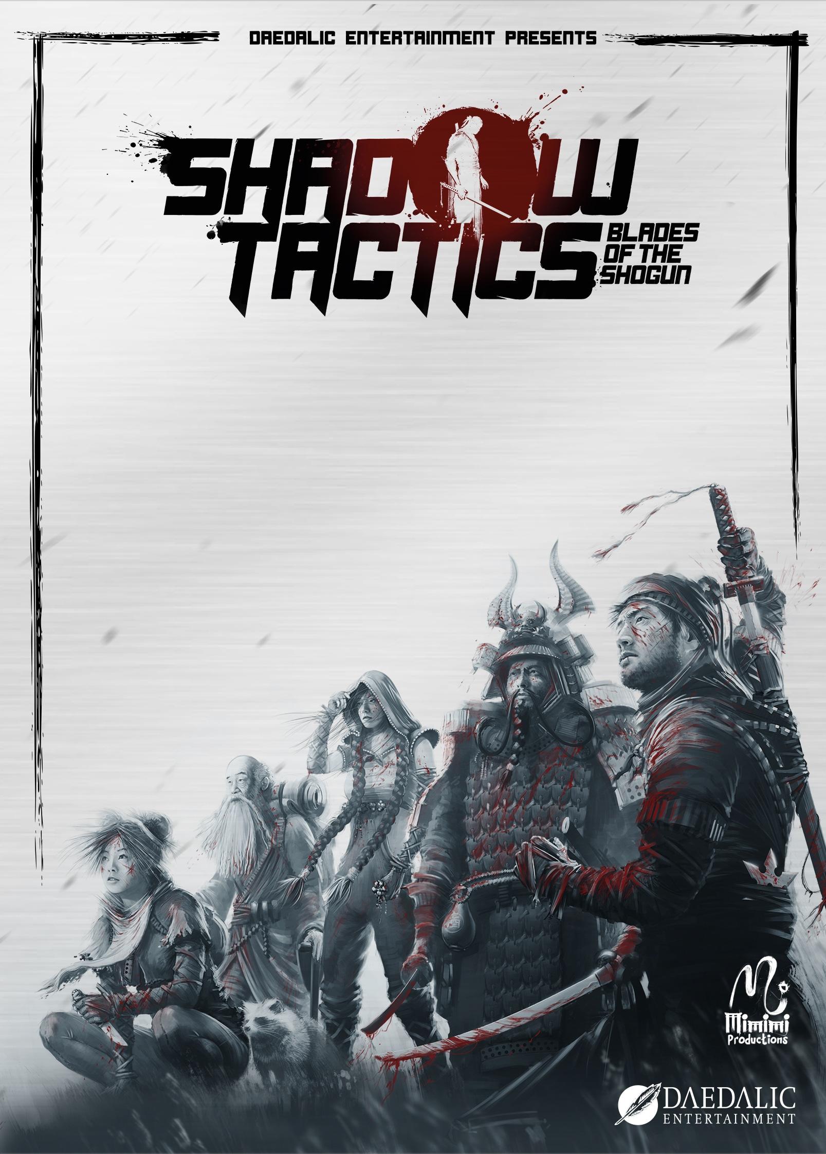 jaquette du jeu vidéo Shadow Tactics: Blades of the Shogun