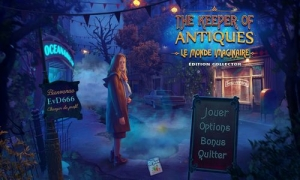 The Keeper of Antiques - Le Monde Imaginaire