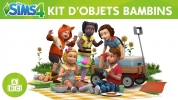 Les Sims™ 4 Kit d'Objets Bambins (The Sims™ 4 Toddler Stuff)
