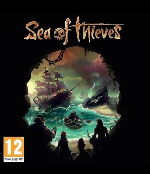 jaquette du jeu vidéo Sea Of Thieves