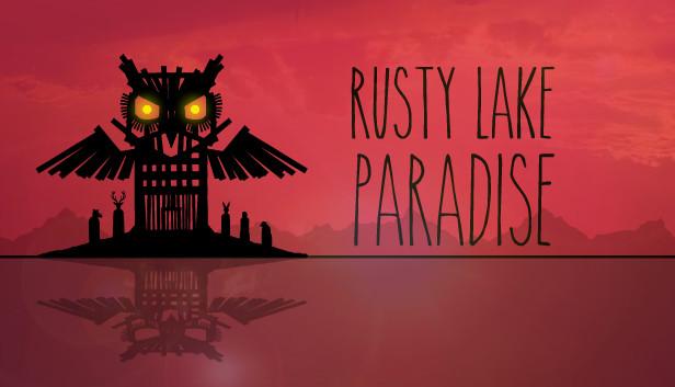 jaquette du jeu vidéo Rusty Lake: Paradise