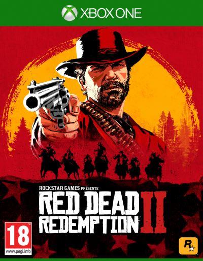 jaquette du jeu vidéo Red Dead Redemption II