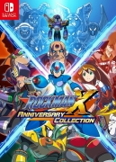 Mega Man X Anniversary Collection