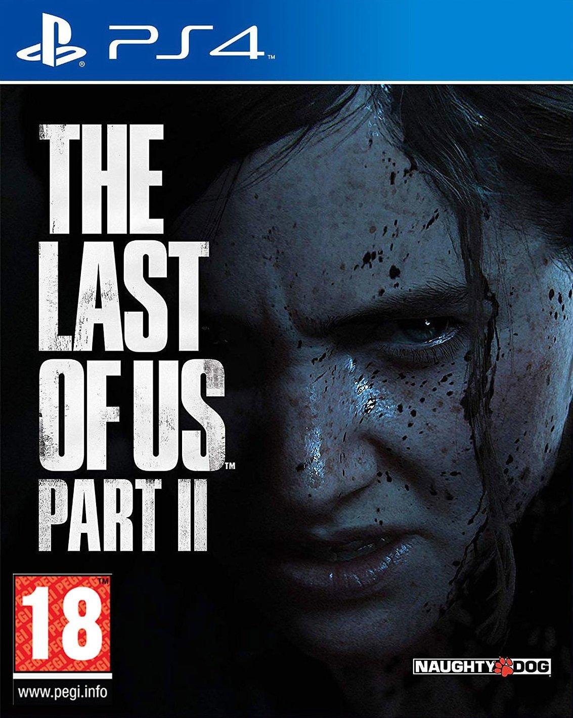 jaquette du jeu vidéo The Last of Us: Part II