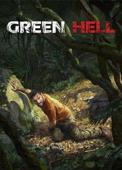 jaquette du jeu vidéo Green Hell