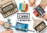 Nintendo Labo Toy-Con 01: Multi-Kit