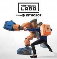 Nintendo Labo Toy-Con 02: Kit Robot