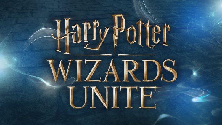 jaquette du jeu vidéo Harry Potter: Wizards Unite