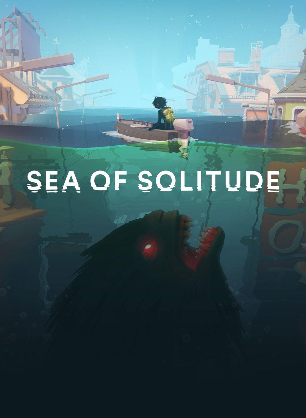 jaquette du jeu vidéo Sea of Solitude