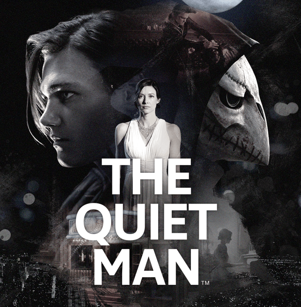 jaquette du jeu vidéo The Quiet Man
