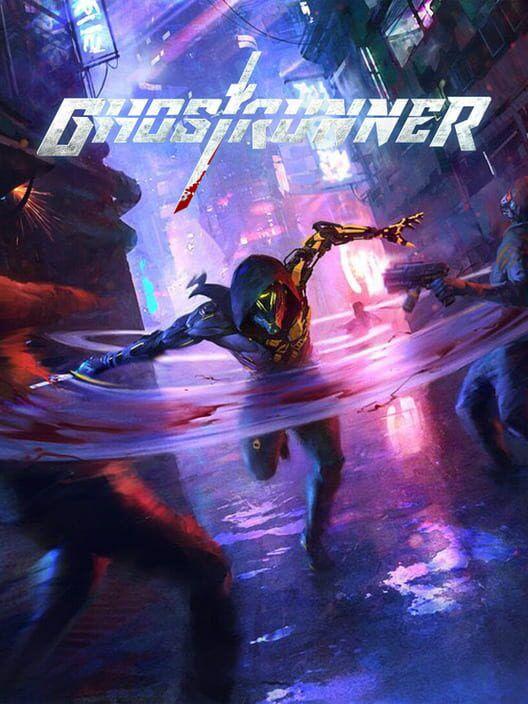 jaquette du jeu vidéo Ghostrunner