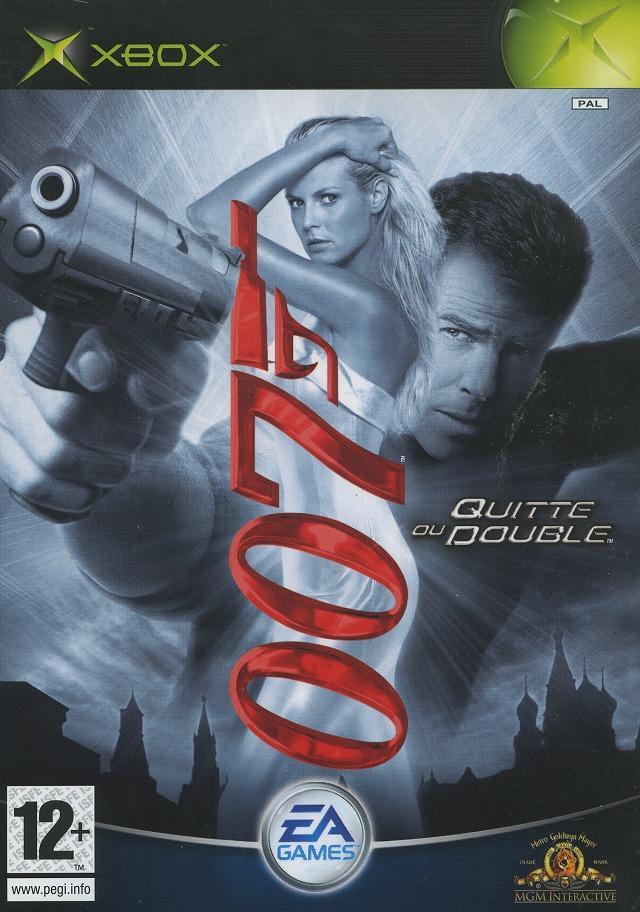 jaquette du jeu vidéo 007 : Quitte ou Double