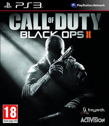 jaquette du jeu vidéo Call of Duty: Black Ops II