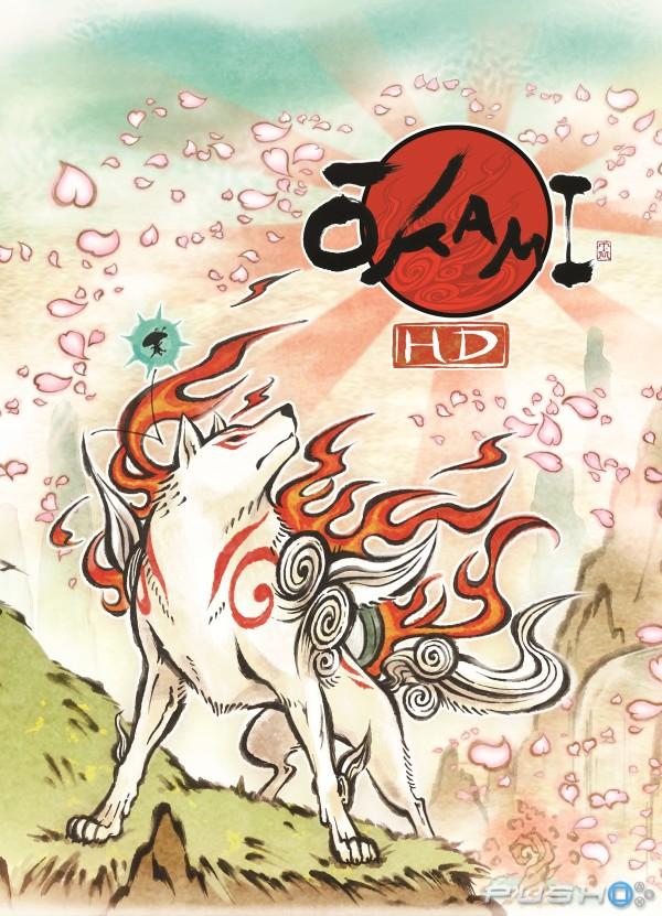 jaquette du jeu vidéo Okami HD